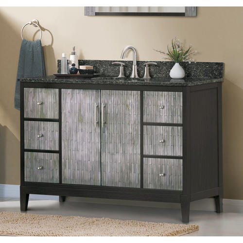 Magick Woods Mosaic Collection Vanity Base At Menards - Bathroom vanities at menards for bathroom decor ideas