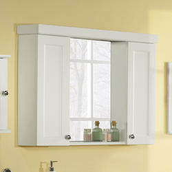 "Bathroom Window Menards magick woods 40"" concord collection upper unit at menards®"