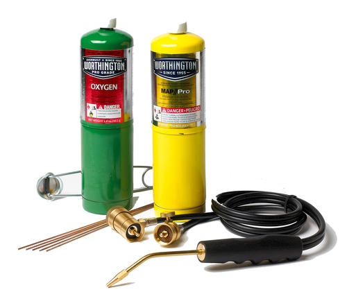 Mag-Torch® Gas Torch Kit at Menards®