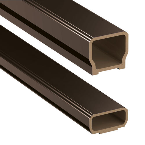 Ultradeck 174 Classic 6 Composite Stair Rail Kit At Menards 174