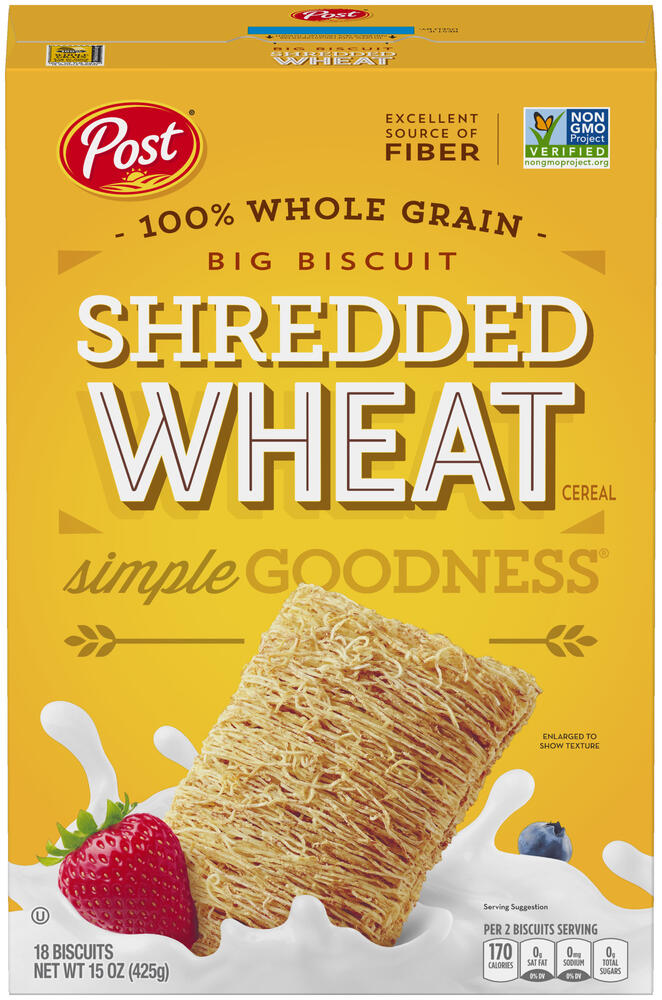 post shredded wheat plant based diet