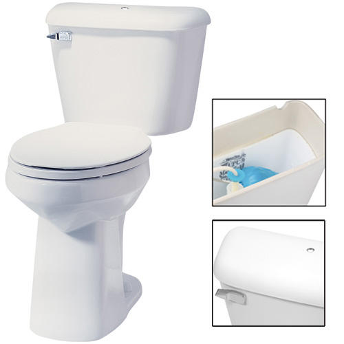 Mansfield Alto 2 Piece White Tall Elongated Toilet At Menards