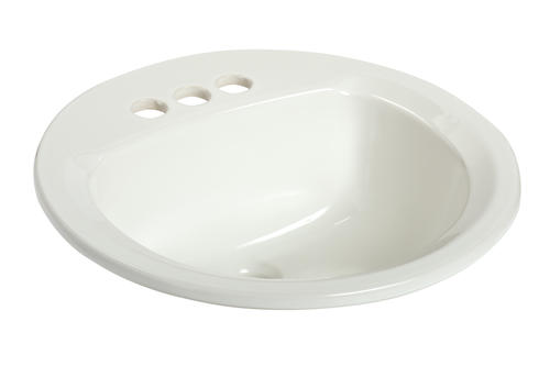 Mansfield Maverick I Drop In Bathroom Sink Ada 4 Quot Center