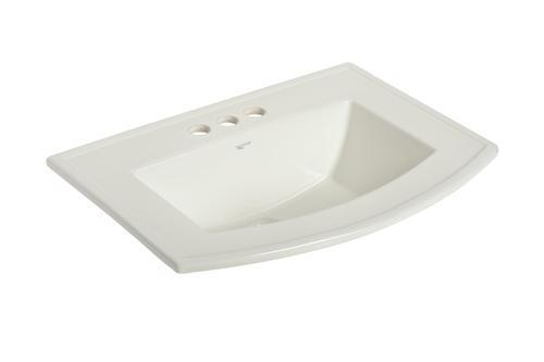 Mansfield Barrett Drop In Bathroom Sink