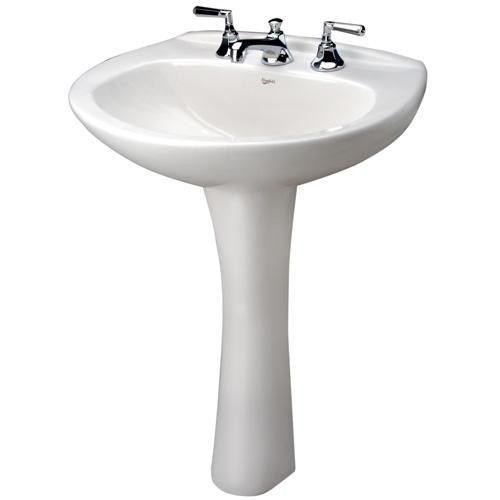 Alto Iv Pedestal Bathroom Sink