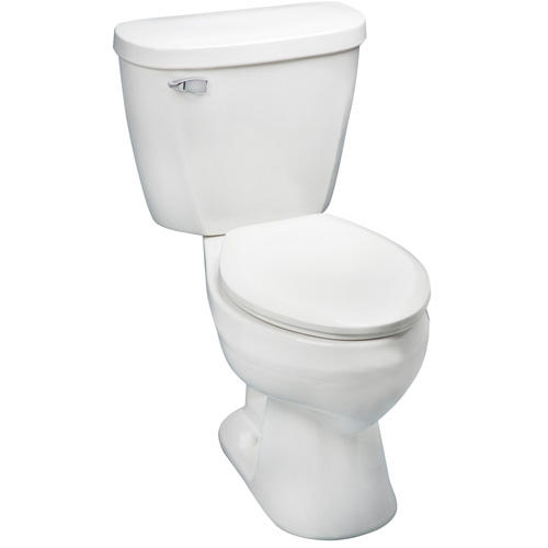 Awesome Mansfield Summit 2 Piece Tall Elongated Toilet At Menards Cjindustries Chair Design For Home Cjindustriesco
