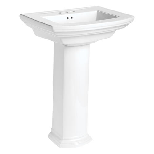 Mansfield Barrett Pedestal Bathroom