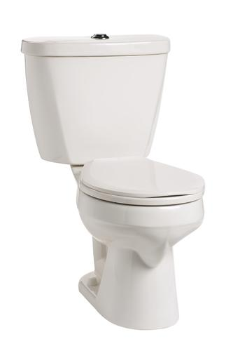 Mansfield 174 Summit 2 Piece Standard Height Round Toilet At