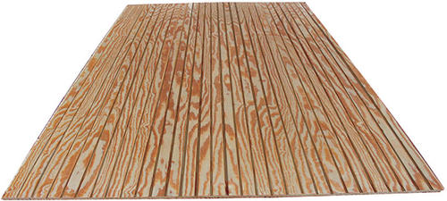 3/8 X 4 X 8 Beaded Plywood At Menards®