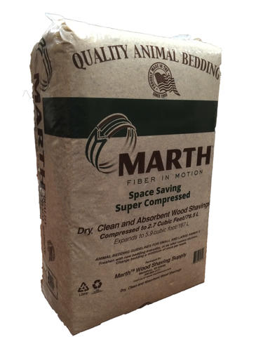 Marth™ Pine Wood Shavings - 2 7 cubic ft at Menards®