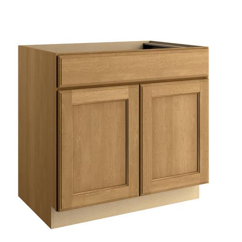 Cardell® Cornerstone Collection Rockney Sink Kitchen Base ...
