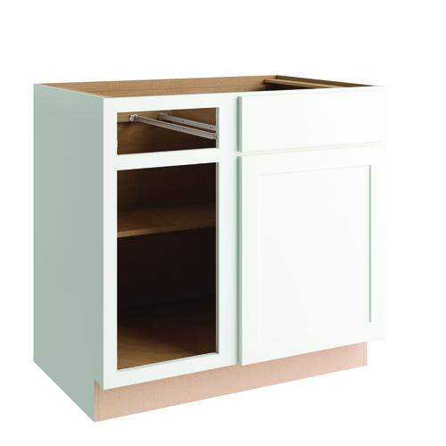 Cardell Concepts 30 Reversible Blind Kitchen Corner Base Cabinet At Menards