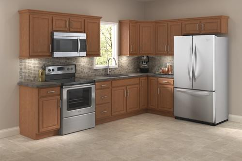 Cardell Concepts 19 L Kitchen Cabinets Only At Menards