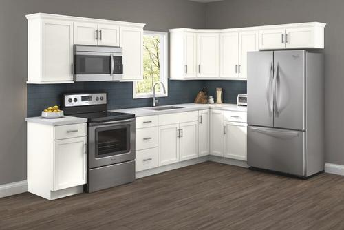 Cardell Concepts Sink Cooktop Kitchen Base Cabinet At Menards