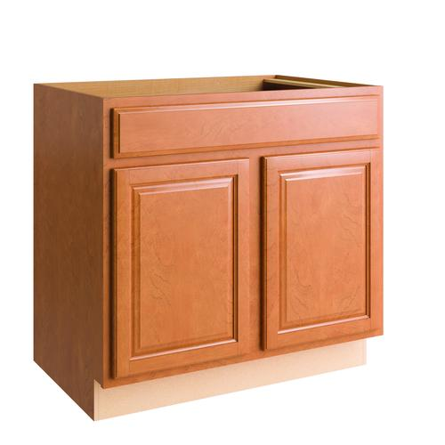 Menards Kitchen Cabinet Price And Details: Cardell® Concepts Sink/Cooktop Kitchen Base Cabinet At