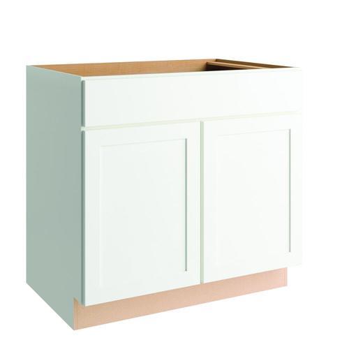 Cardell® Concepts Sink/Cooktop Kitchen Base Cabinet at Menards®