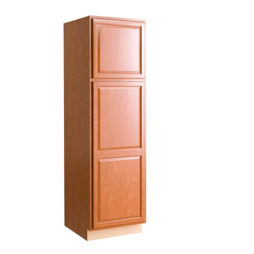 Cardell Concepts 24 X 84 X 24 Standard 2 Door Pantry Utility Kitchen Cabinets At Menards
