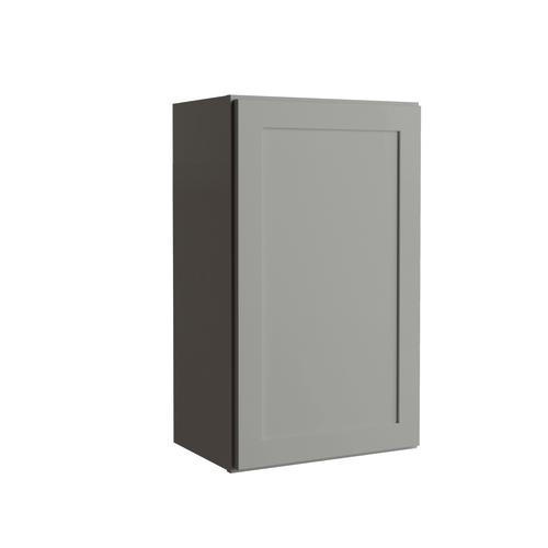 Cardell Concepts 18 X 30 Lanston Grey Kitchen Wall Cabinet