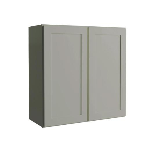 Cardell Concepts 30 X Lanston Grey Kitchen Wall Cabinet