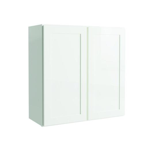 White Kitchen Cabinets At Menards: Cardell® Concepts Kitchen Wall Cabinet At Menards®