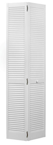 Designer S Image Pine Prefinished White Full Louvered 2