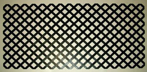 4' x 8' Plastic Lattice Panel at Menards®
