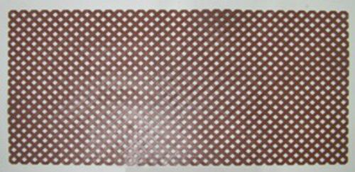 4' x 8' Plastic Privacy Lattice Panel at Menards®
