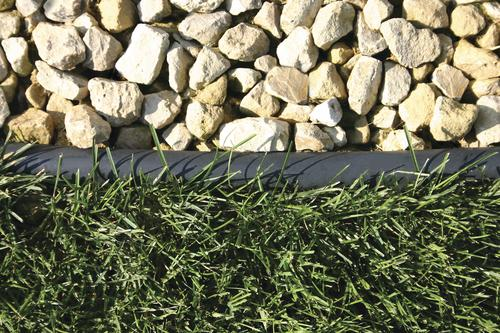 Artificial Grass Installation Edging Recycled Plastic Stakes Long Lasting