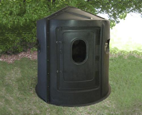 Maverick Blinds Black 5-Shooter Box Blind at Menards®