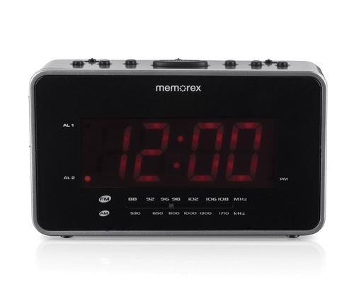 Memorex soothing sounds alarm clock radio at menards malvernweather Gallery