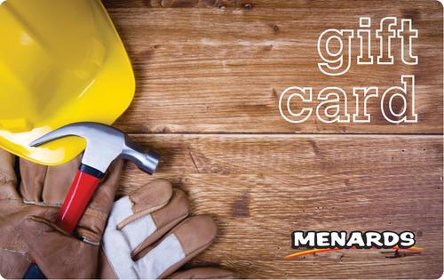 Menards Gift Card - Hard Hat at Menards®