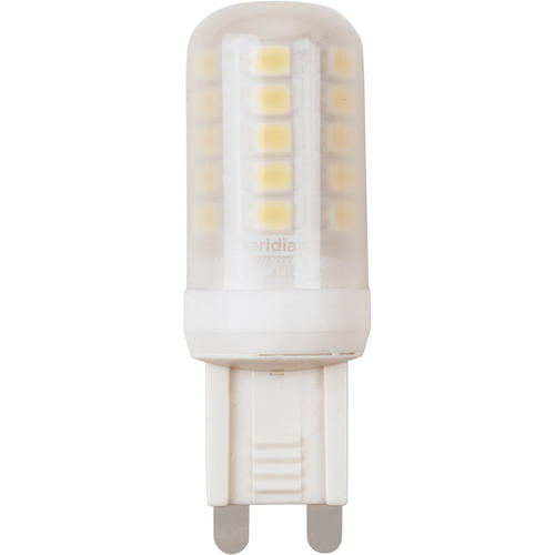 Meridian 25w Equivalent General Purpose Warm White G9 Led Light Bulb