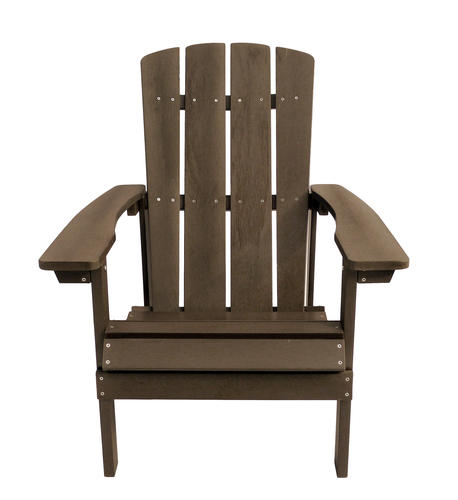 Backyard Creations Adirondack Patio Chair At Menards