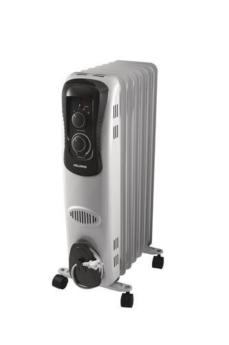 Pelonis 1 500w Oil Filled Space Heater At Menards