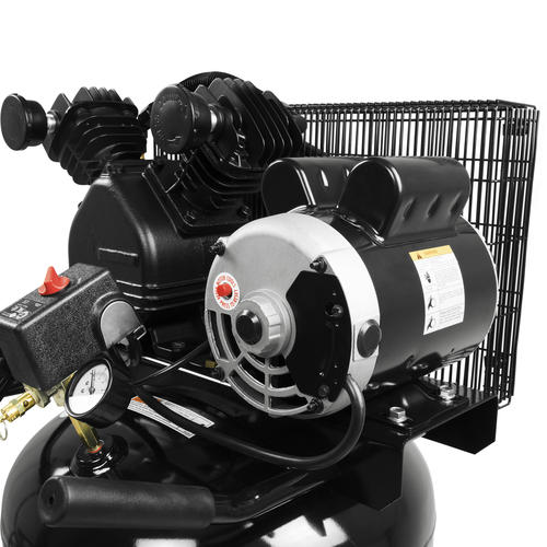 Masterforce® Belt Drive 30-Gallon 155 PSI Portable Electric ... on
