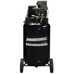 air compressors at menards® masterforce® 30 gallon portable electric vertical air compressor