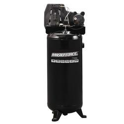 air compressors at menards® masterforce® belt drive 60 gallon stationary electric vertical air compressor