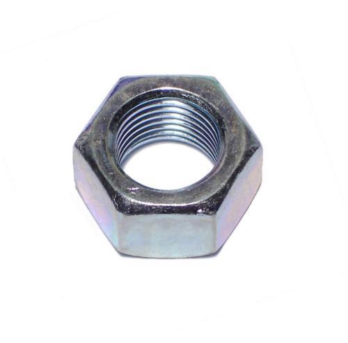 """Midwest Fastener® 1/2""""-20 Zinc Grade 2 Fine Thread Hex Nut - 50 Count"""