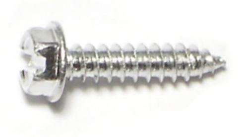 Midwest Fastener 174 8 X 3 4 Quot Combo Drive Aluminum Hex