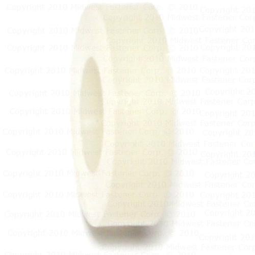 "#10 Spacer 11//16/"" OD 1//2 long Nylon Plastic Insulating Fastener C38230"