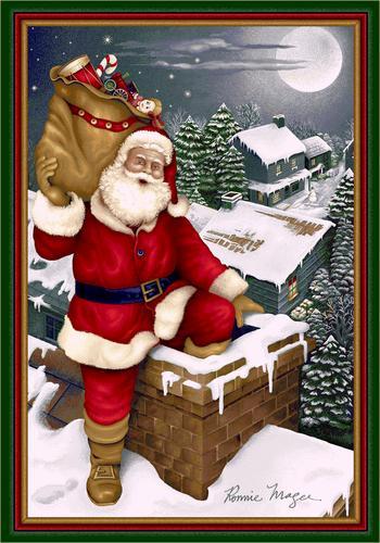 Christmas Area Rugs 8 X 10.Milliken Holiday Area Rug 2 8 X 3 10 At Menards
