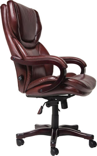 Serta 174 Bonded Leather Big Amp Tall Office Chair At Menards 174