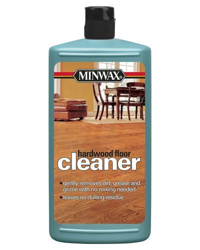 Minwax Hardwood Floor Cleaner 32 Oz At Menards