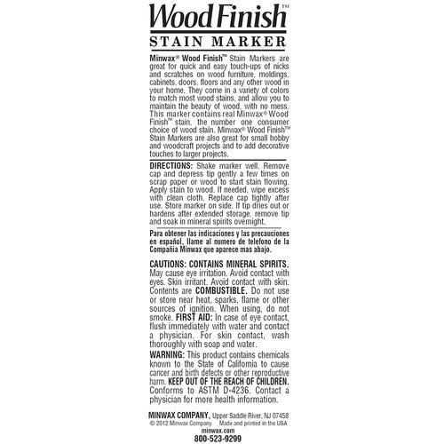 Minwax Wood Finish Interior Stain Marker At Menards