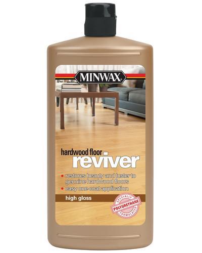 Water Based Polyurethane For Floors Lowes: Minwax® Hardwood Floor Reviver