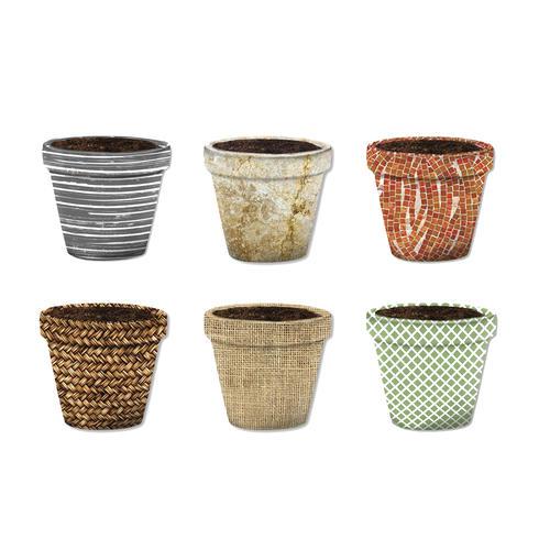 Pot Sox® 8\  Stretchable Fabric Planter Cover - Assorted Styles at Menards®  sc 1 st  Menards & Pot Sox® 8\