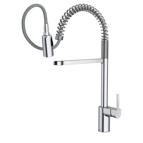 Moen Align One Handle Pre Rinse Spring Pull Down Kitchen