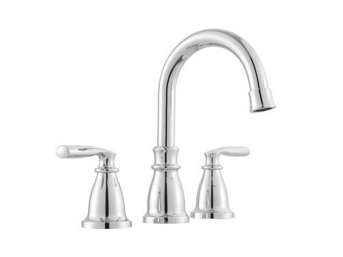 Moen Hilliard Two Handle 8 Widespread Bathroom Faucet At Menards
