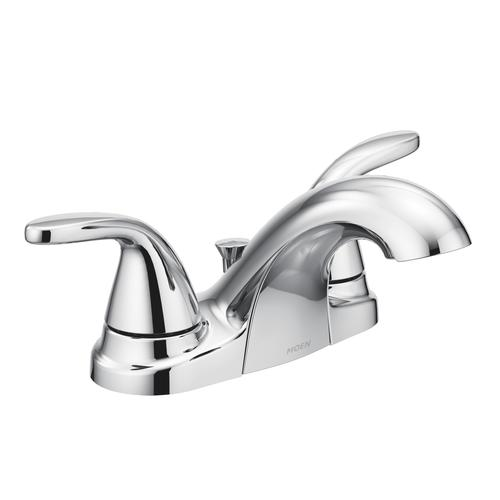 Moen Adler Two Handle 4 Centerset Bathroom Faucet At Menards