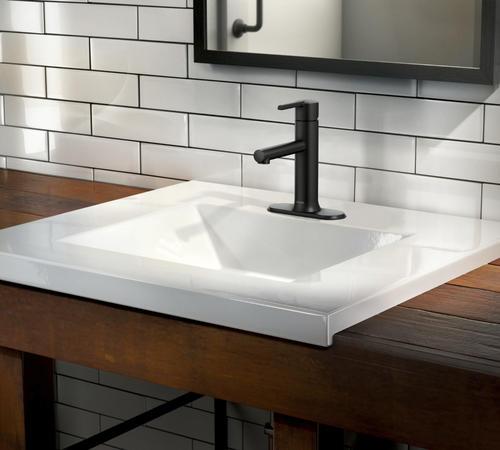 Moen Arlys One Handle Bathroom Faucet At Menards